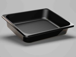 TRAY CPET 1/2GN