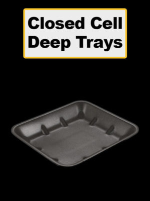 Closed Cell Deep Trays