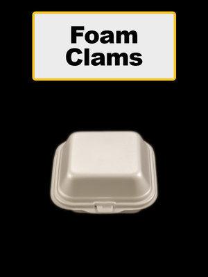 Foam Clams