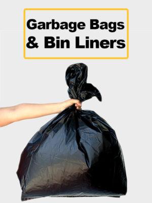 Garbage Bags & Bin Liners
