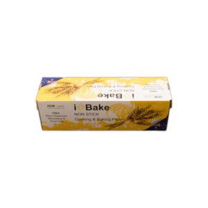 iBAKE NON STICK – COOKING & BAKING PAPER