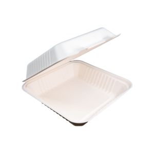 iK-ECEXLD Clamshell Dinner Extra Large White