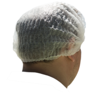 Disposable Hair Nets Bouffant (cover) 21″ inches