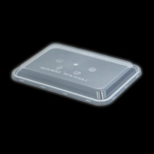 Rectangle Dome Lid