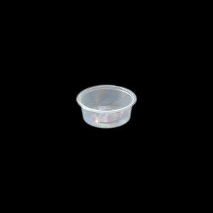 Round 100mL container