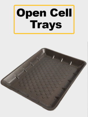 Open Cell Trays